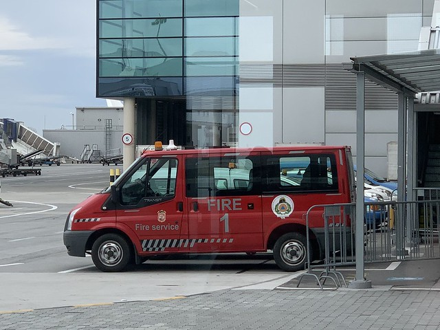 Airport Fire Service - Budapest Airport - Hungary