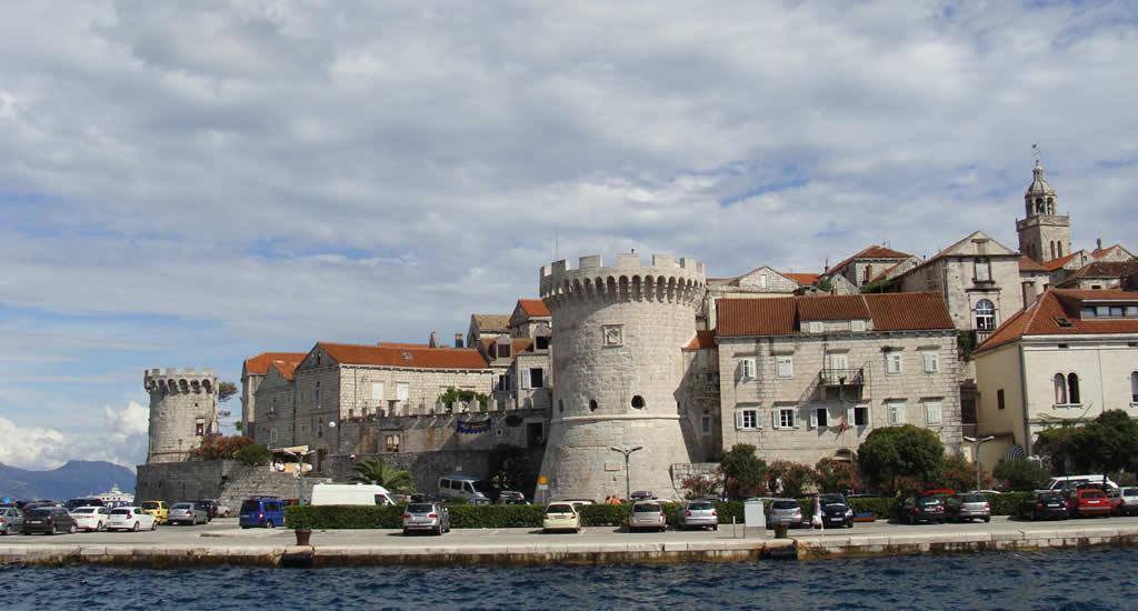 Restaurants op Korčula, Kroatië | Mooistestedentrips.nl