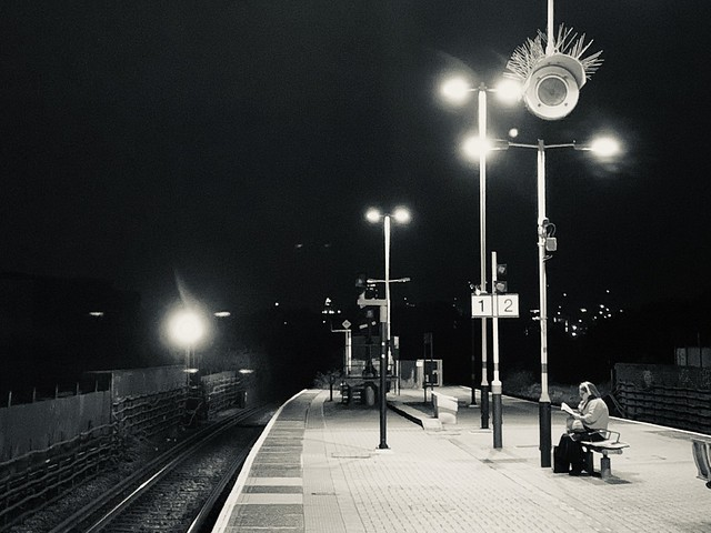 Alone at Loughborough Junction