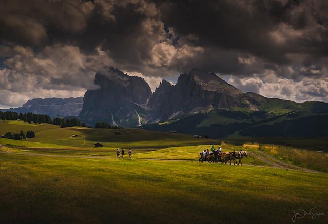 Alpe di Siusi, Trentino-Alto Adige