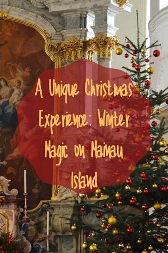 A Unique Christmas Experience: Winter Magic on Mainau Island