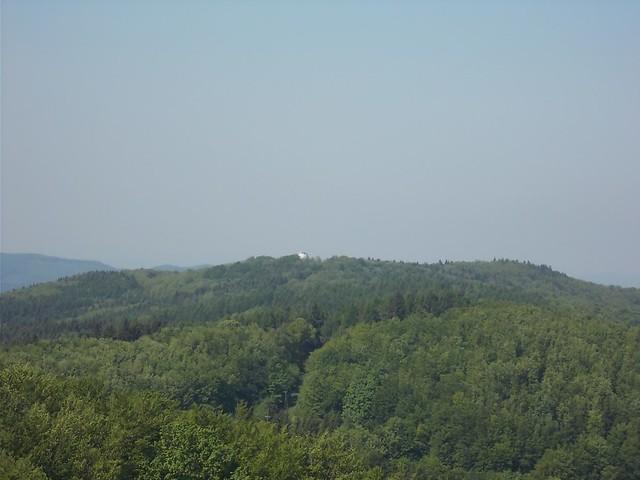 VCSE - Az egyméteres távcső kupolája Galyatetőről - Csizmadia Ákos