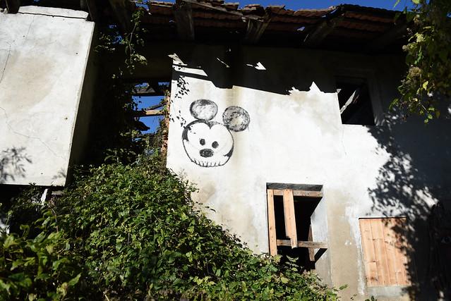 Maison Hantée - Bramois