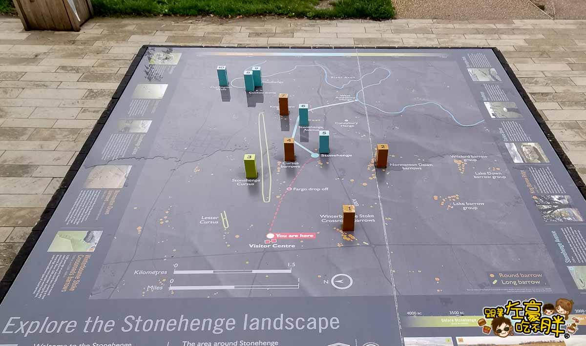 英國景點英國巨石陣Stonehenge世界文化遺產-70