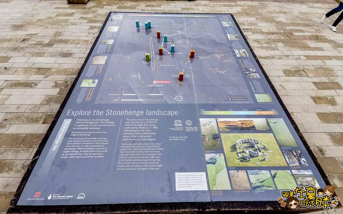 英國景點英國巨石陣Stonehenge世界文化遺產-71