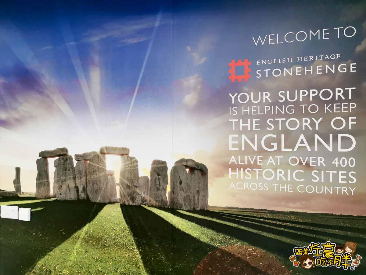 英國景點英國巨石陣Stonehenge世界文化遺產-7