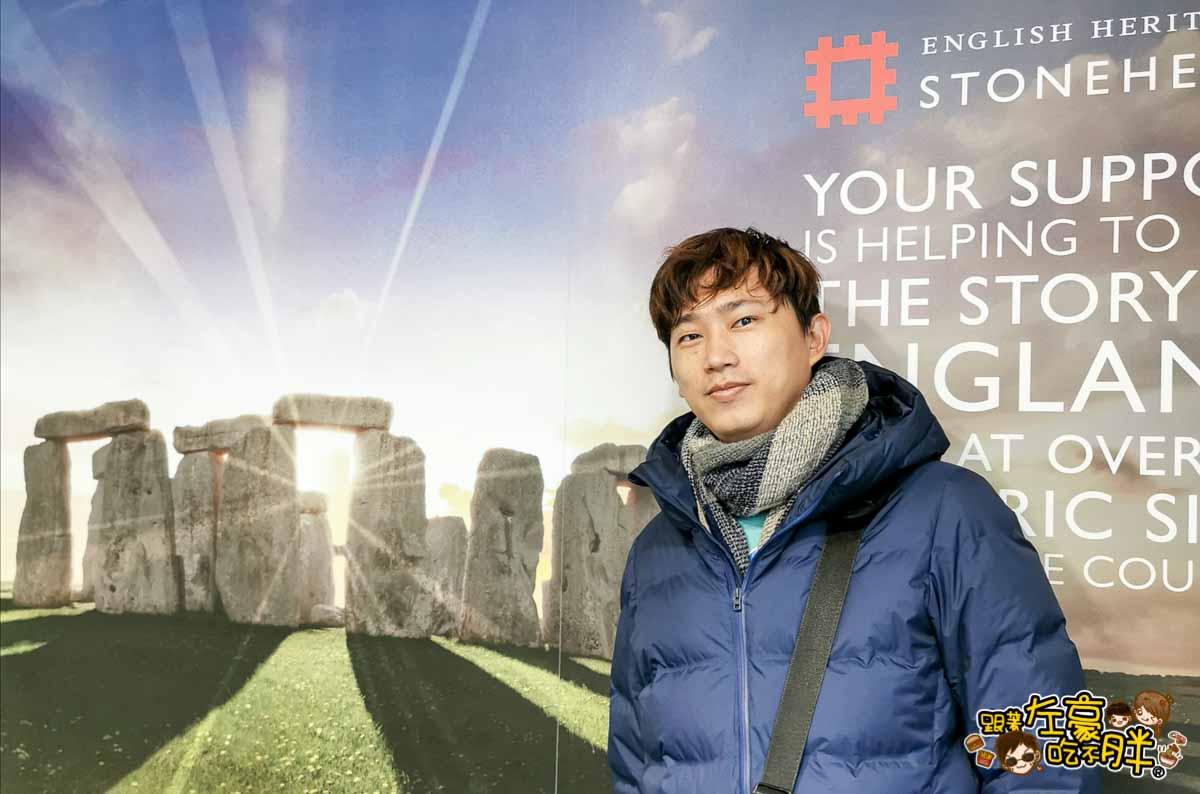 英國景點 英國巨石陣Stonehenge世界文化遺產(左)-1