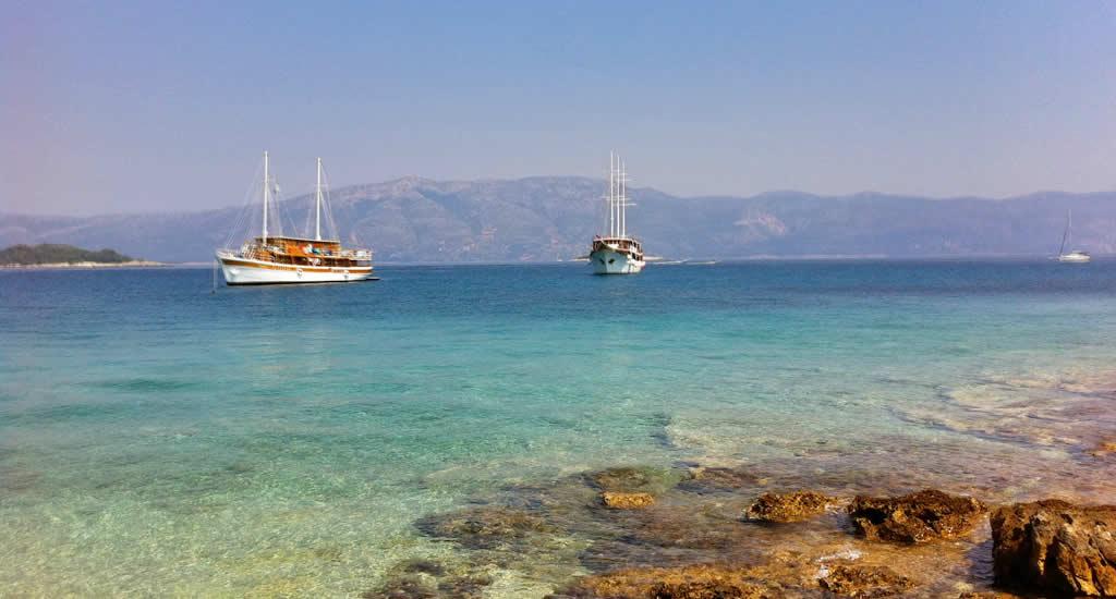 Lumbarda op Korčula, Kroatië | Mooistestedentrips.nl