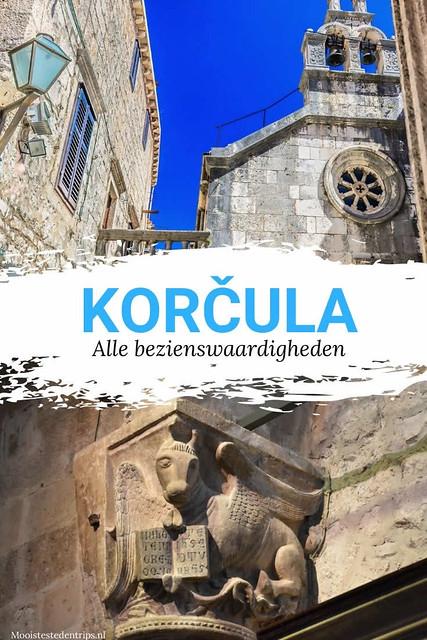 Korčula, Kroatie: bekijk alle tips over Korčula | Mooistestedentrips.nl