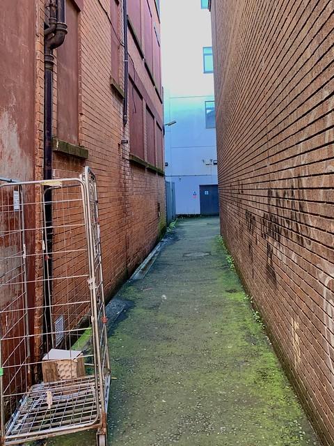 Telfair Street, Belfast