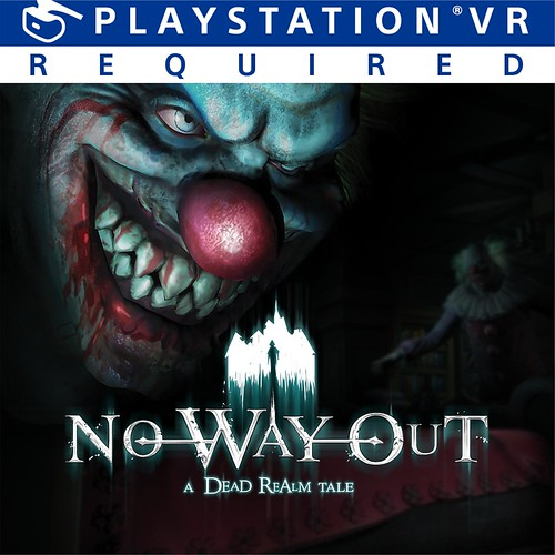 Thumbnail of No Way Out - A Dead Realm Tale on PS4