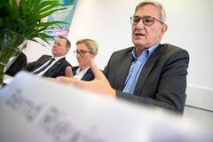 Parteivorstandssitzung nach der Landtagswahl in Thüringen