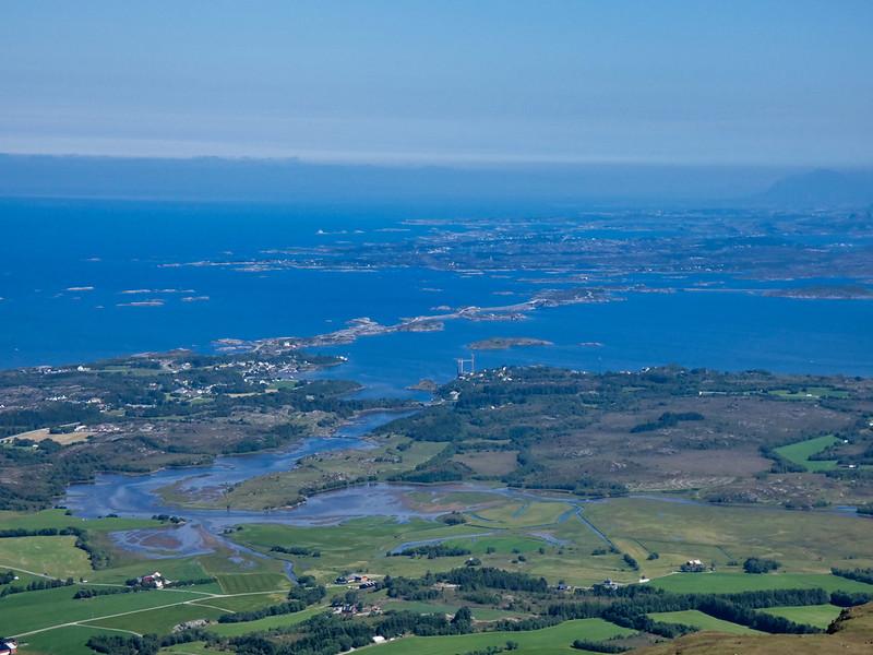 50-Utsikt mot Atlanterhavsveien