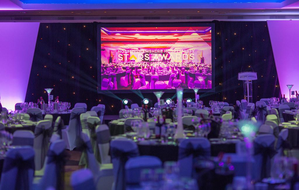 Nottinghamshire Hospitality STARS Awards 2019