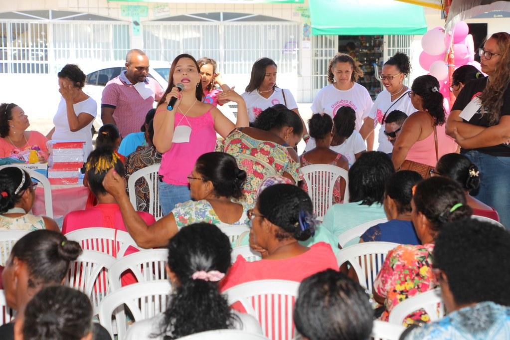 Alcobaça realiza Rastreamento do câncer de mama (26)