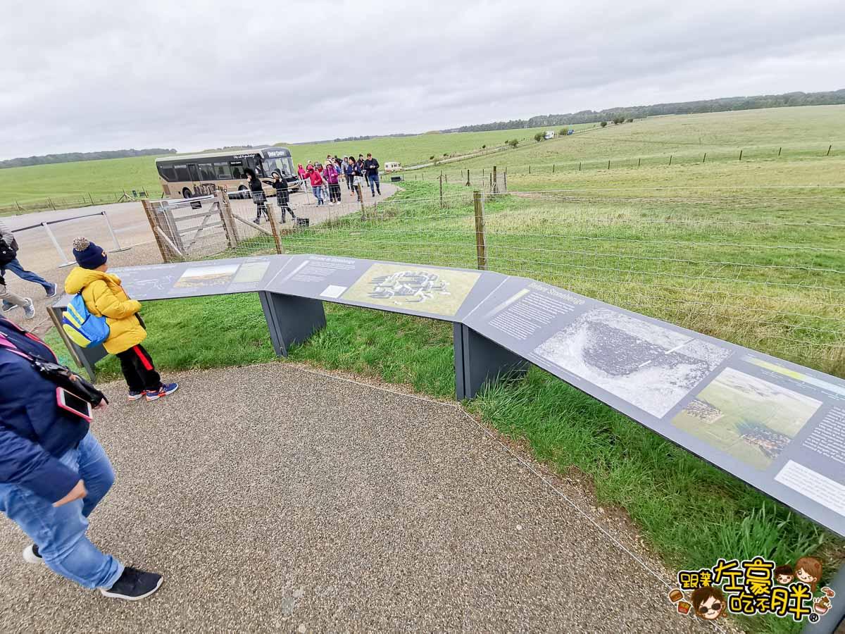 英國景點英國巨石陣Stonehenge世界文化遺產-19