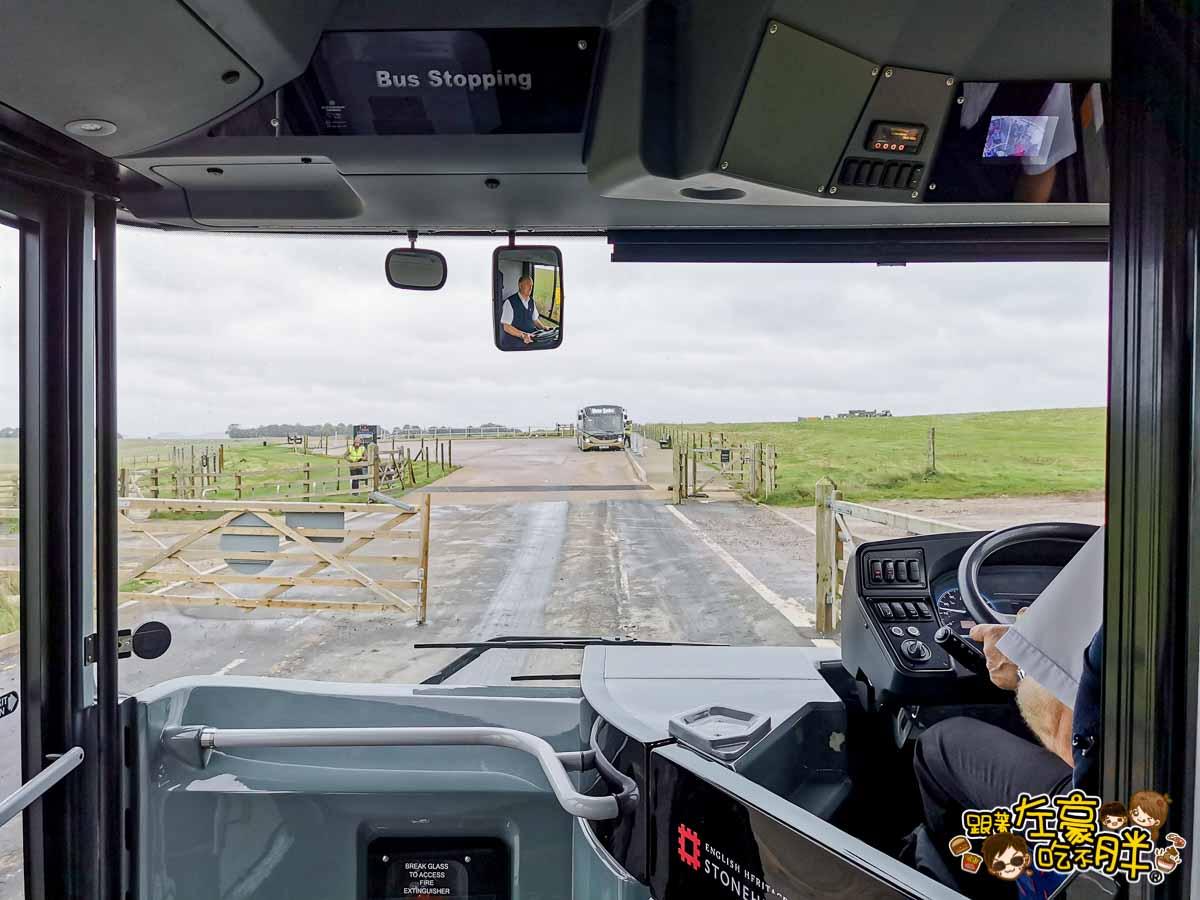 英國景點 英國巨石陣Stonehenge世界文化遺產(左)-4