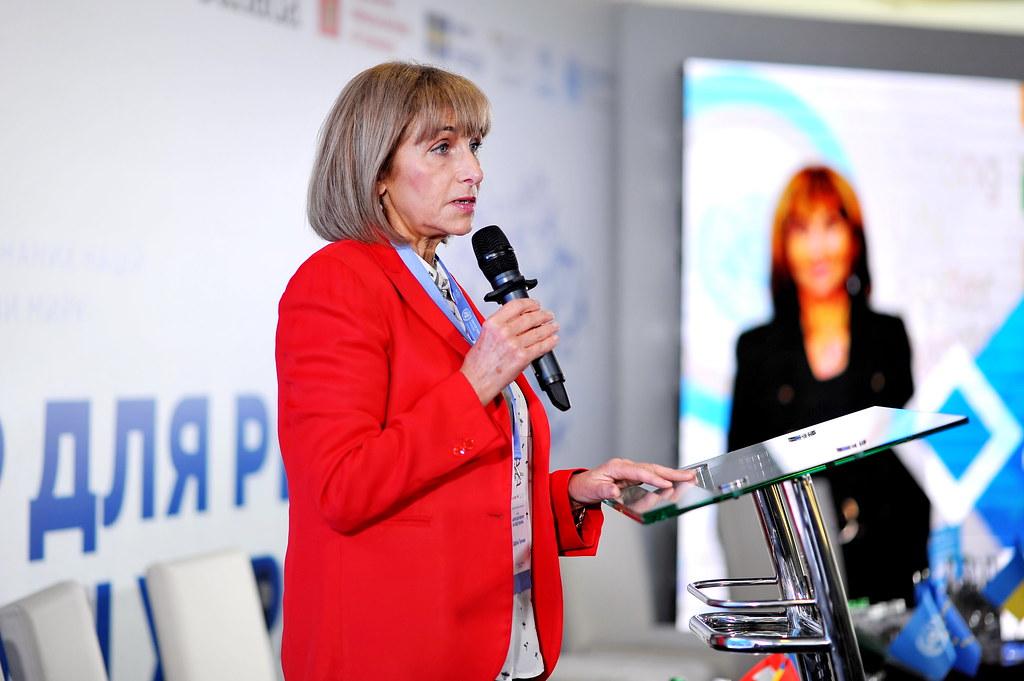 "Forum ""UN RPP for Reforms in Eastern Ukraine"", Svyatohirsk, October 22-23, 2019"