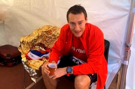 ROZHOVOR: V noci jsem měl krizi, ale překonal jsem ji. Běželo se mi dobře