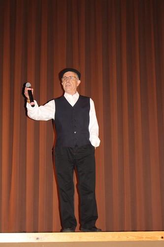 Geringonçar a Saúde encerra Festival de Teatro