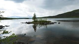 Lake near Jägg Station