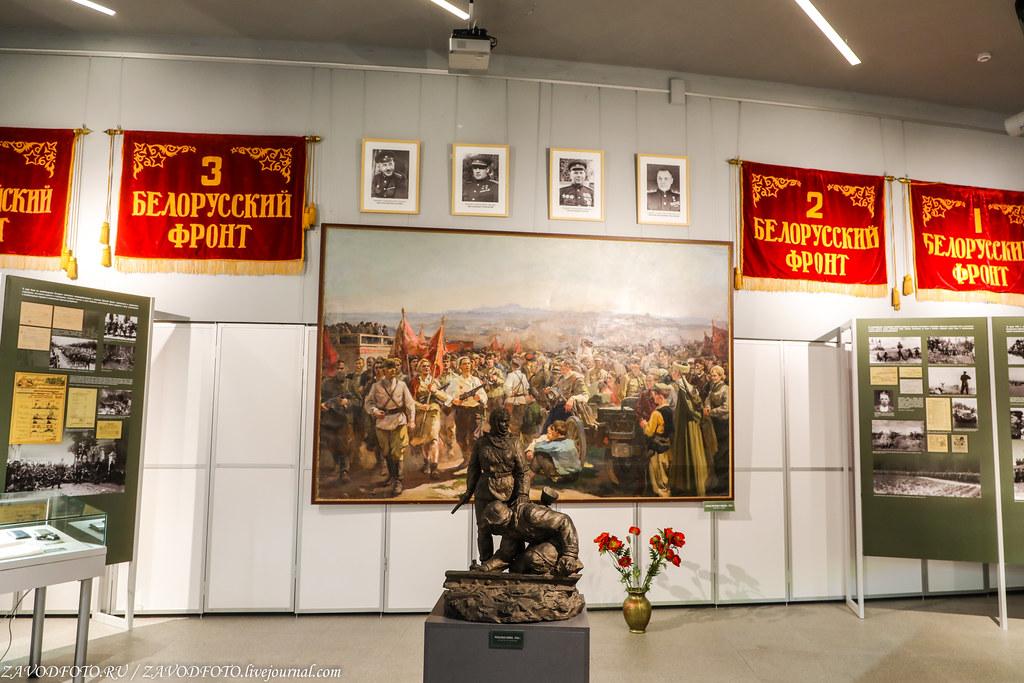 Музей истории Великой Отечественной войны в Минске 999A3927