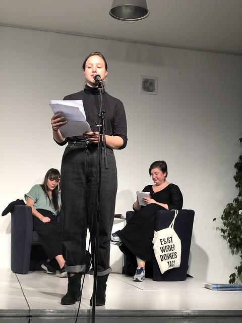 Tara Meister - texstrom Oktober 2019