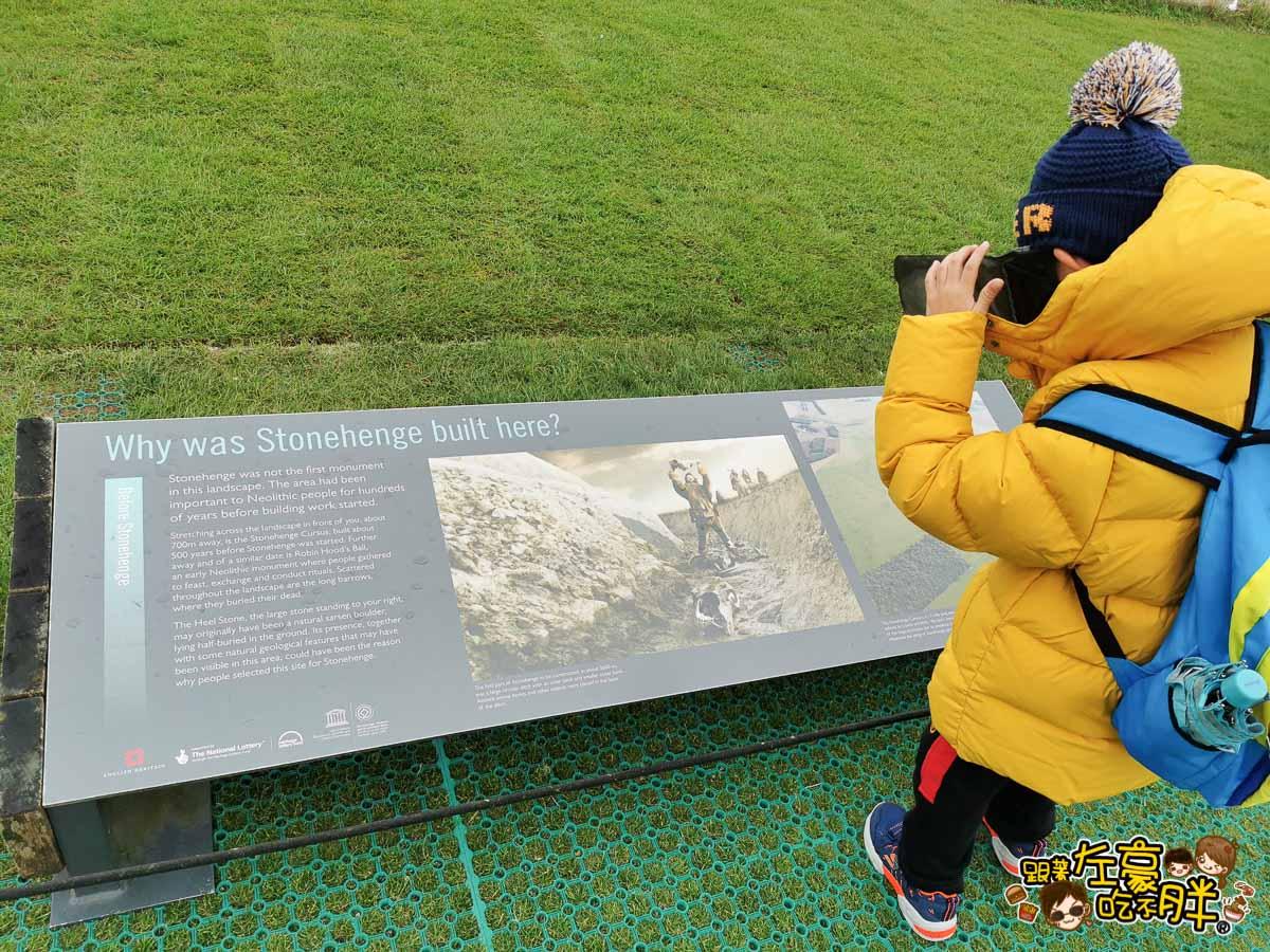 英國景點英國巨石陣Stonehenge世界文化遺產-40