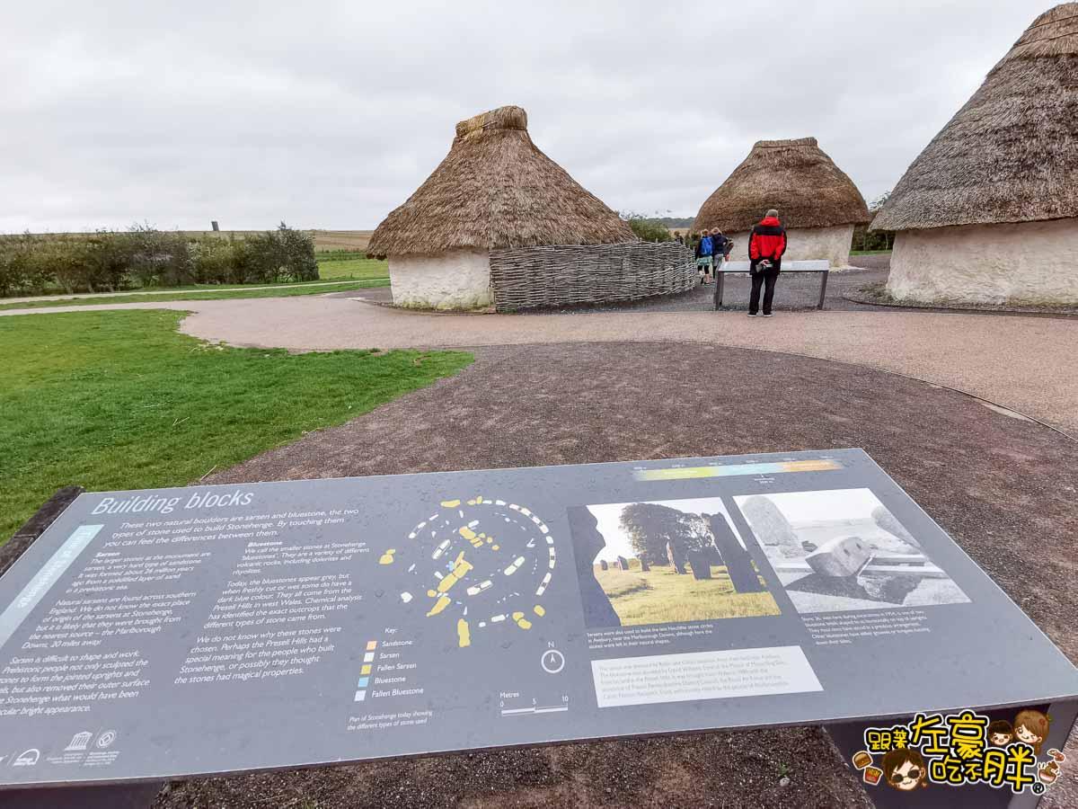 英國景點英國巨石陣Stonehenge世界文化遺產-68