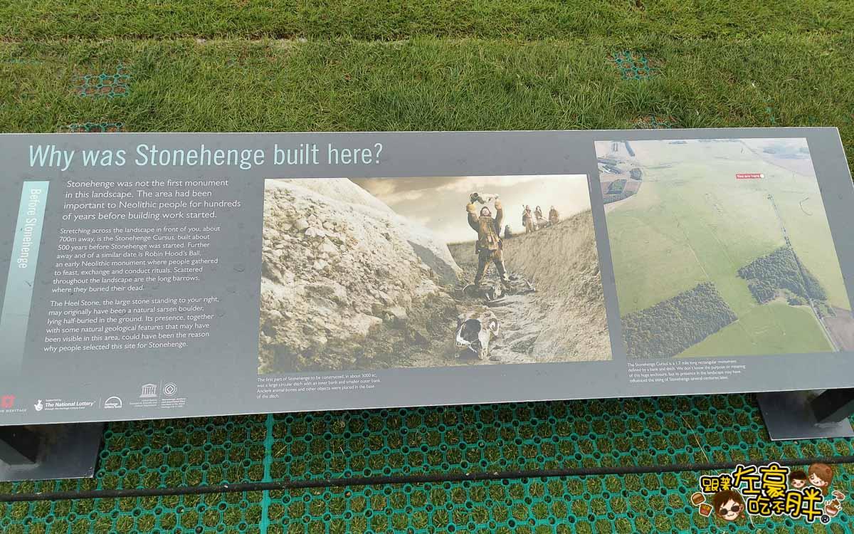 英國景點英國巨石陣Stonehenge世界文化遺產-41
