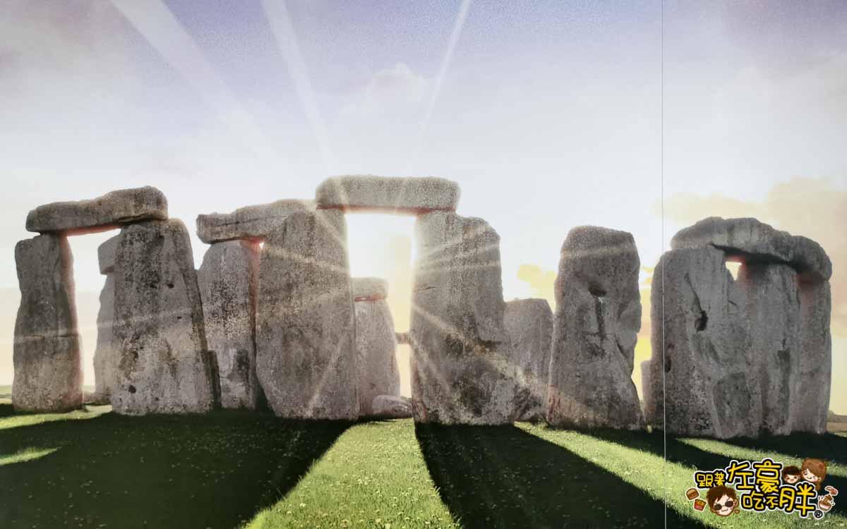 英國景點英國巨石陣Stonehenge世界文化遺產-8