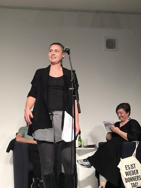 Katharina - texstrom Oktober 2019