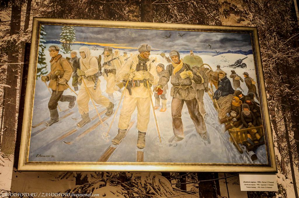 Музей истории Великой Отечественной войны в Минске 999A3643