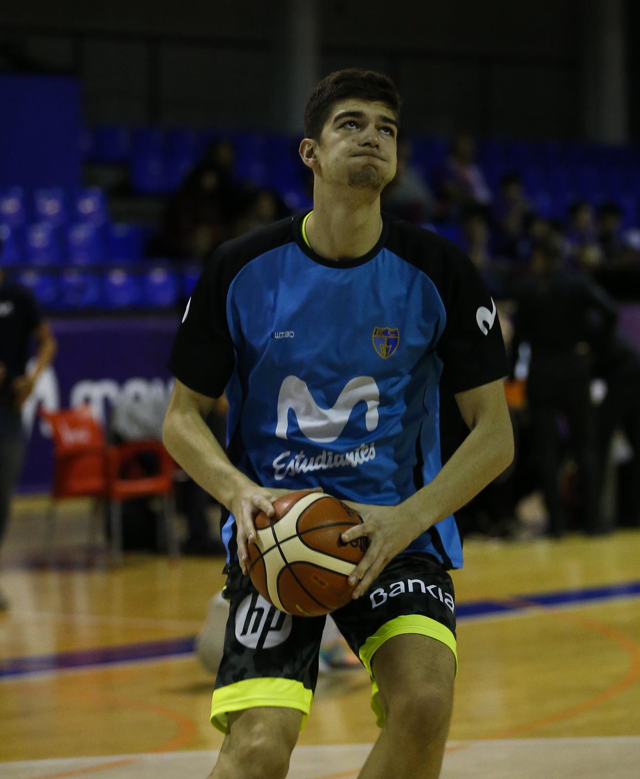 Liga EBA: Movistar Estudiantes - Lujisa Guadalajara