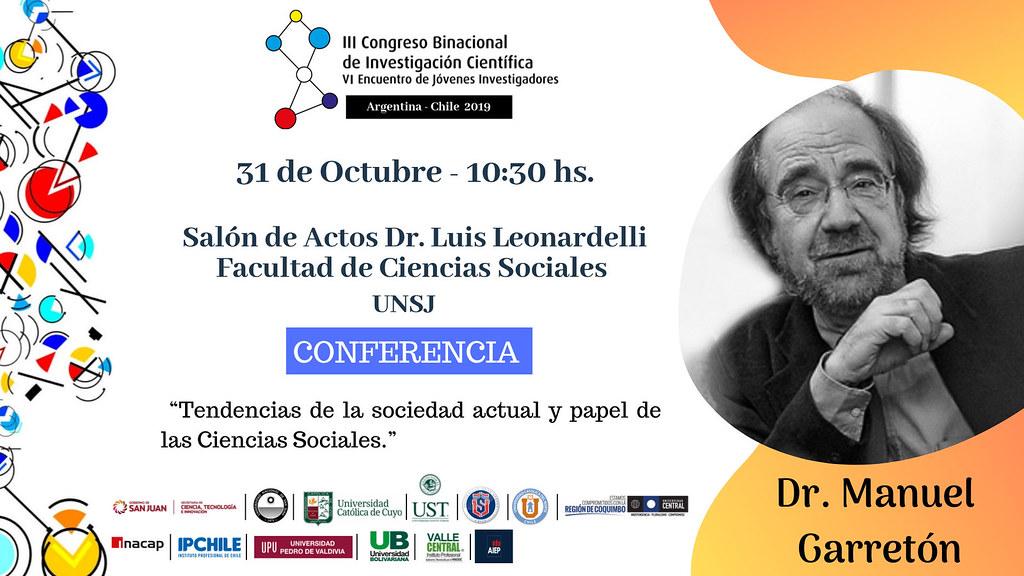flyer congreso conferencia 2