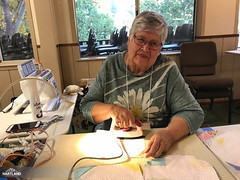 Quilt Retreat Fall '19-20
