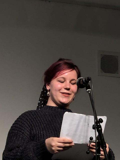 Laura - texstrom Oktober 2019