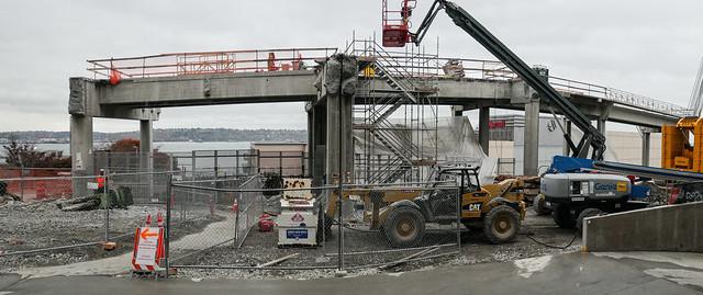 Elliott Avenue ramp removal progress
