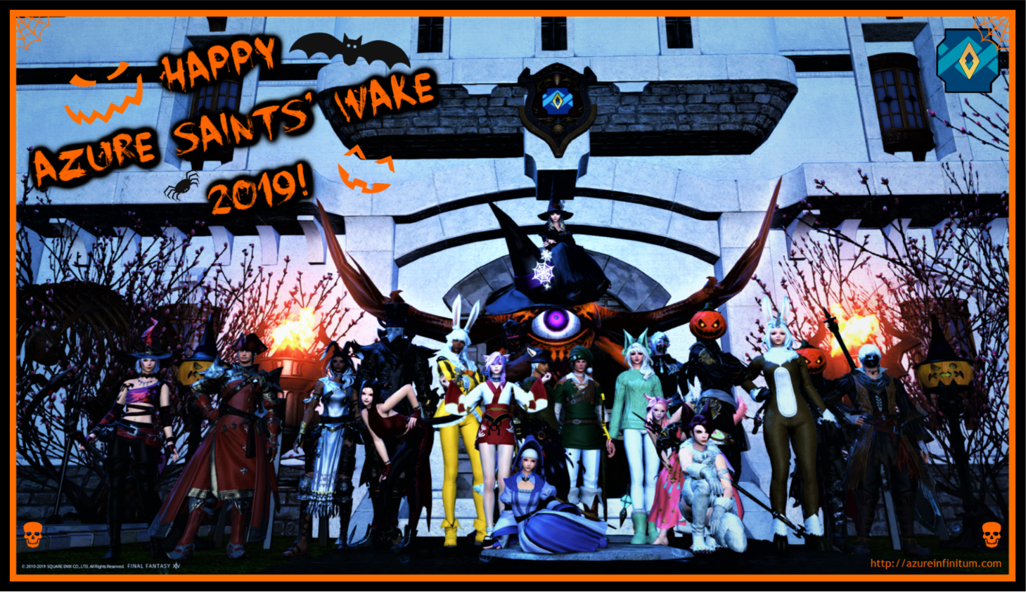 AzureSaints'Wake2019
