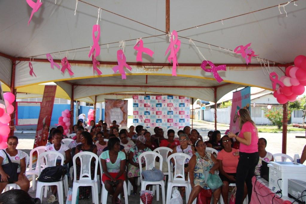 Alcobaça realiza Rastreamento do câncer de mama (13)