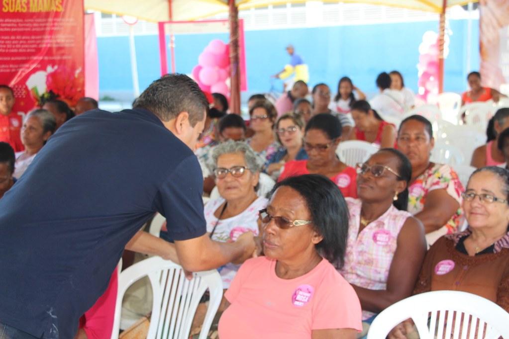 Alcobaça realiza Rastreamento do câncer de mama (2)