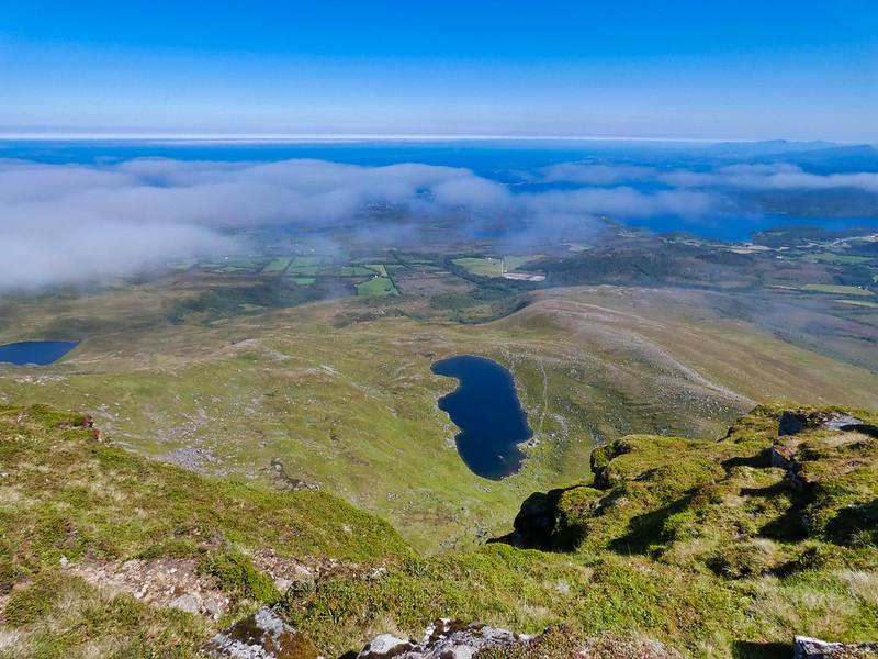 30-Utsikt ned til Melvatnet