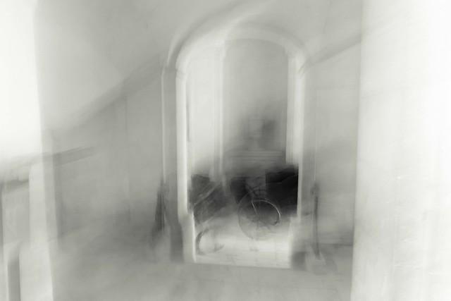 El fantasma de palacio.