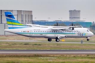 F-WWEW  ATR 72-600 (72-212A) FLYME MSN 1588