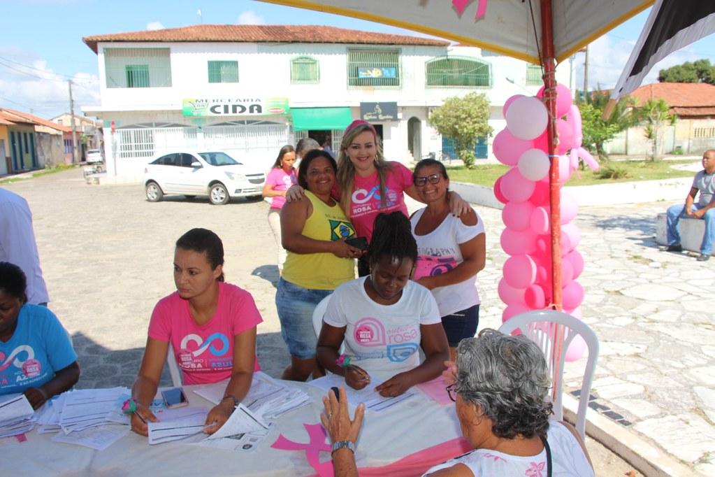 Alcobaça realiza Rastreamento do câncer de mama (22)