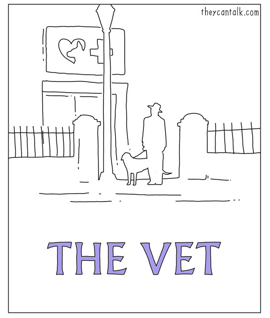 The Vet - TheyCanTalk.com