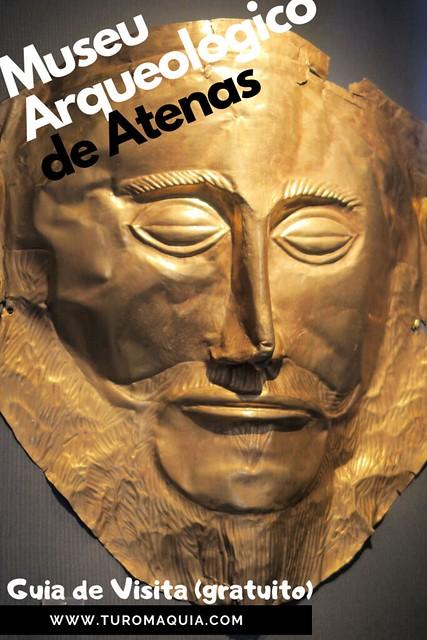 Museu Arqueológico Nacional de Atenas - Grécia