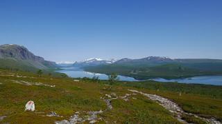 Kungsleden trail