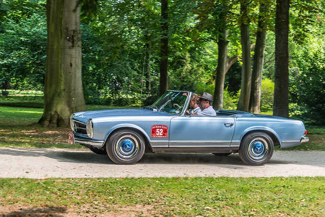 MERCEDES-BENZ W113 250 SL 1968