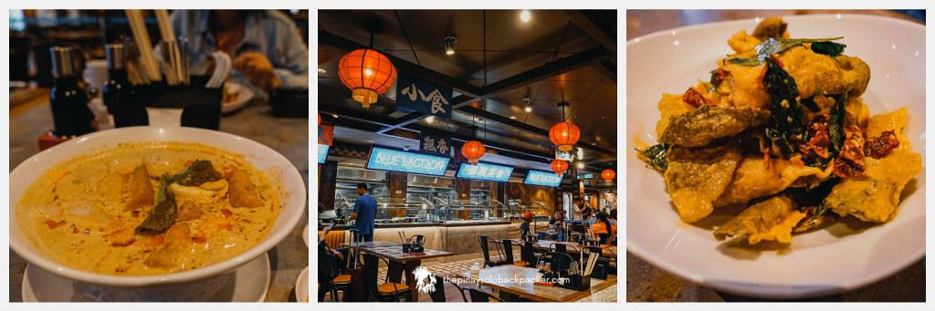 genting dream cruise restaurants